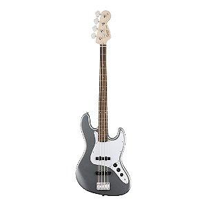Contrabaixo Squier Affinity J. Bass LR Slick Silver