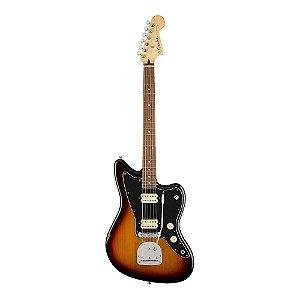 Guitarra Fender Player Jazzmaster PF 3 Color Sunburst