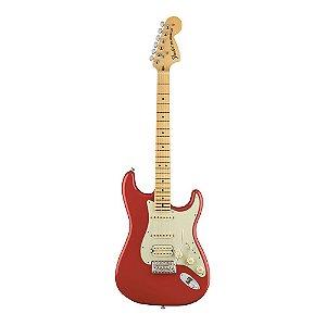 Guitarra Fender American Special Stratocaster HSS MN Fiesta Red