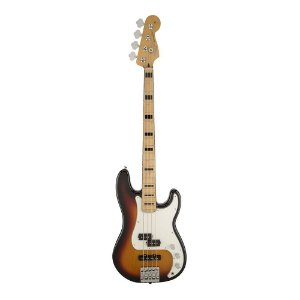 Contrabaixo Fender Deluxe PJ Bass Ltd Edition 3 Color Sunburst