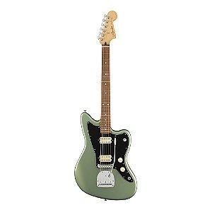 Guitarra Fender Player Jazzmaster PF Sage Green Metallic