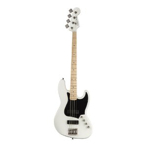 Contrabaixo Squier Contemporary Active Jazz Bass HH MN Flat White