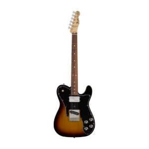Guitarra Fender 72's Tele Custom PF 3 Color Sunburst