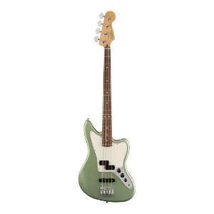 Contrabaixo Fender Player Jaguar Bass PF Sage Green Metallic