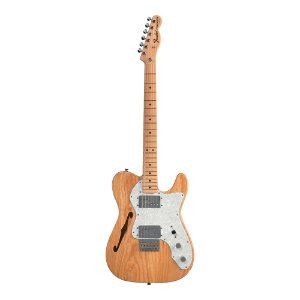 Guitarra Fender 72's Tele Thinline Natural