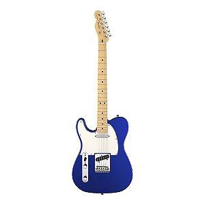 Guitarra Fender American Standard Telecaster Canhota MN Mystic Blue