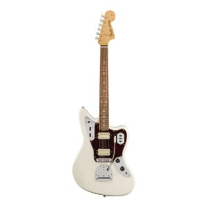 Guitarra Fender Classic Player Jaguar Special HH Pau Ferro Olympic White