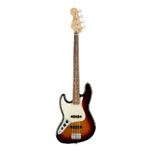 Contrabaixo Fender Player Jazz Bass Canhoto PF 3 Color Sunburst