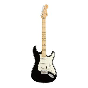 Guitarra Fender Player Stratocaster HSS MN Black