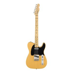 Guitarra Fender 50's American Original Telecaster MN Butterscotch Blonde