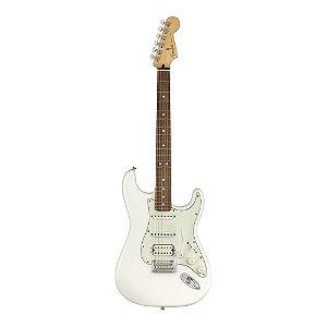 Guitarra Fender Player Stratocaster HSS PF Polar White