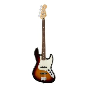 Contrabaixo Fender Player Jazz Bass PF 3 Color Sunburst