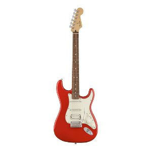 Guitarra Fender Player Stratocaster HSS PF Sonic Red