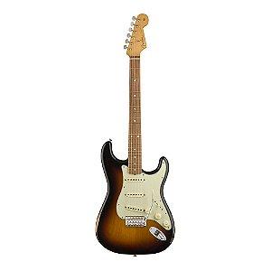 Guitarra Fender 50's Stratocaster Lacquer MN 2 Color Sunburst