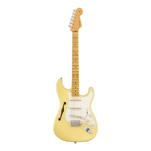 Guitarra Fender American Elite Telecaster Thinline Maple Mystic Ice Blue