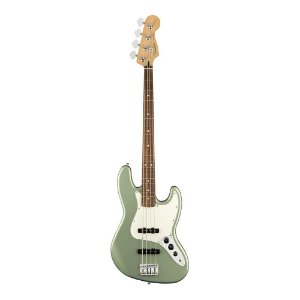 Contrabaixo Fender Player Jazz Bass PF Sage Green Metallic