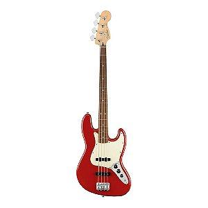 Contrabaixo Fender Player Jazz Bass PF Sonic Red