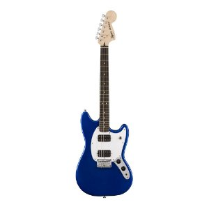 Guitarra Squier Bullet Mustang HH LR Imperial Blue
