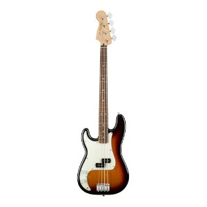 Contrabaixo Fender Player Precision Bass Canhoto PF 3 Color Sunburst