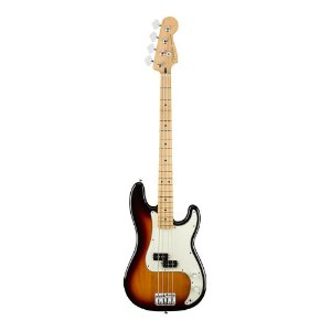 Contrabaixo Fender Player Precision Bass MN 3 Color Sunburst