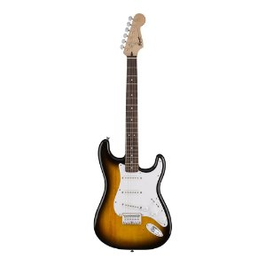 Guitarra Squier Bullet Strat HT LR Brown Sunburst