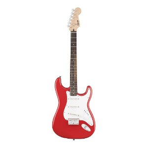 Guitarra Squier Bullet Strat HT LR Fiesta Red