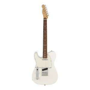 Guitarra Fender Player Telecaster Canhota PF Polar White