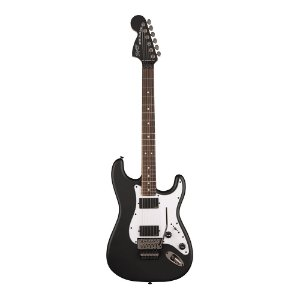 Guitarra Squier Contemporary Stratocaster Floyd Rose HH LR Flat Black