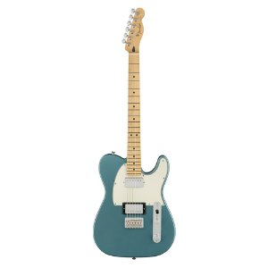Guitarra Fender Player Telecaster HH MN Tidepool