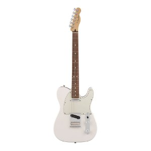 Guitarra Fender Player Telecaster PF Polar White