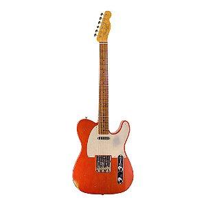 Guitarra Fender Sig Series Eric Johnson Stratocaster Thinline 2 Color Sunburst