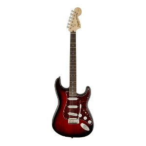 Guitarra Squier Standard Stratocaster LR Antique Burst