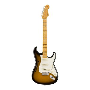 Guitarra Fender Sig Series Eric Johnson Stratocaster Thinline Vintage White