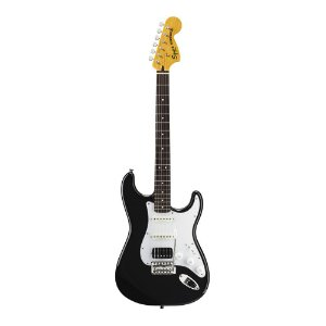 Guitarra Squier Vintage Modified Stratocaster HSS LR Black