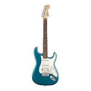 Guitarra Fender Standard Stratocaster HSS Pau Ferro Lake Placid Blue