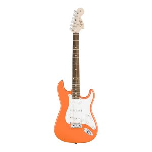 Guitarra Squier Affinity Strat LR Competition Orange