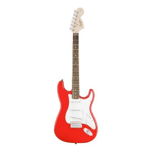 Guitarra Squier Affinity Strat LR Racing Red