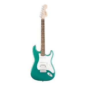 Guitarra Squier Affinity Stratocaster HSS LR Racing Green