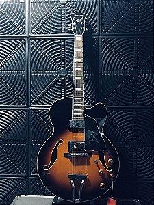 Guitarra Ibanez AG75 Sunburst Com Case