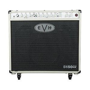 Combo Para Guitarra Evh 5150 III 1X12 6L6 Ivory