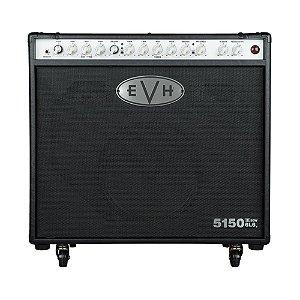 Combo Para Guitarra Evh 5150 III 1X12 6L6 Black