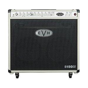 Combo Para Guitarra Evh 5150 III 2X12 6L6 Ivory