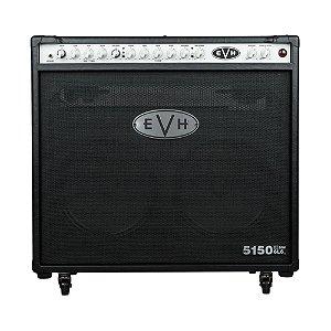 Combo Para Guitarra Evh 5150 III 2X12 6L6 Black