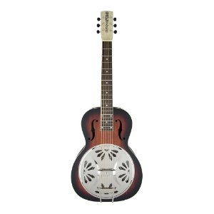 Resonator Gretsch Deluxe Bobtail 2 Color Sunburst