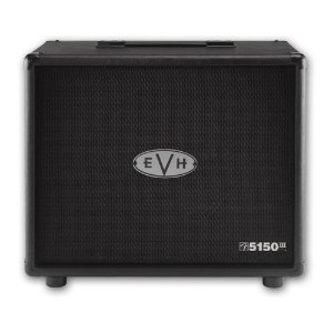 Caixa Evh 1x12 5150 III Straight Black