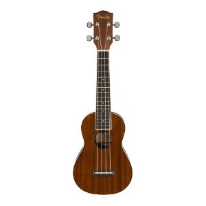 Ukulele Fender Seaside Soprano Natural