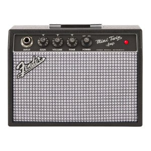 Mini Amplificador Fender Mini 65' Twin Amp