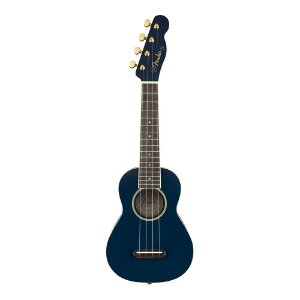 Ukulele Fender Grace Vanderwaal Soprano Moonlight Navy Blue
