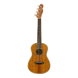 Ukulele Fender Montecito Tenor Natural