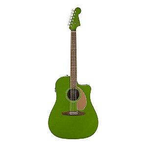 Violão Fender Redondo Player Electric Jade